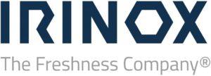 Logotipo Irinox, empresa italiana líder en abatidores y congeladores rápidos.