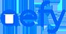 Logotipo AEFY, la Asociación Española de Fabricantes de Yogur.